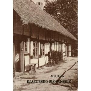 II Konferencja Kaszubsko - Słowińska Studia Kaszubsko - Słowińskie