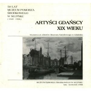Artyści Gdańscy XIX wieku