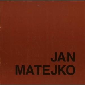Matejko Jan W setną rocznicę śmierci