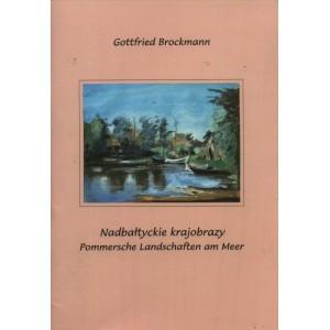 Nadbałtyckie Krajobrazy Gottfried Brockmann