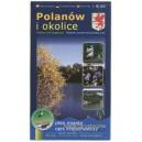 Polanów i okolice Mapa