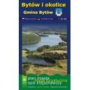 Bytów i okolice. Gmina Bytów Mapa 2009
