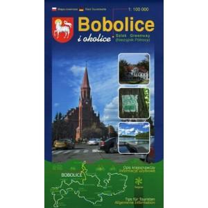 Bobolice i okolice (Greenway) Mapa