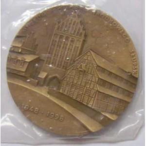 50 lat Muzeum Pomorza Środkowego w Słupsku Medal
