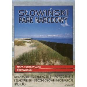 Słowiński Park Narodowy Mapa