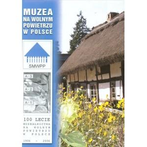 Muzea na wolnym powietrzu w Polsce Mapa