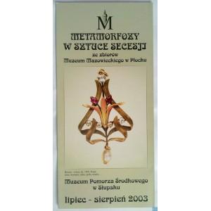 Metamorfozy w sztuce secesji
