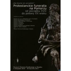 Protestanckie funeralia na Pomorzu