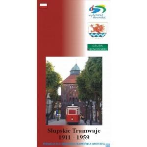Słupskie Tramwaje 1911 - 1959