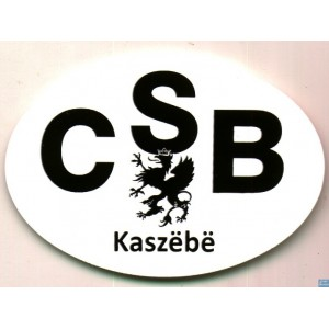 CSB EU Naklejka