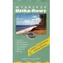Ustka - Rowy Wybrzeże Mapa Szlak Rowerowy Ustka - Rowy