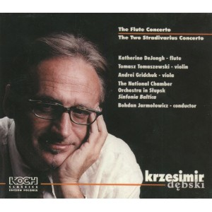Dębski Krzesimir The Flute Concerto The Two Stradivarius Cooncerto
