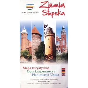 Ziemia Słupska Mapa