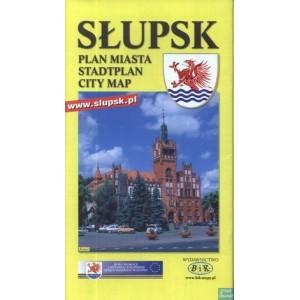Słupsk Plan miasta