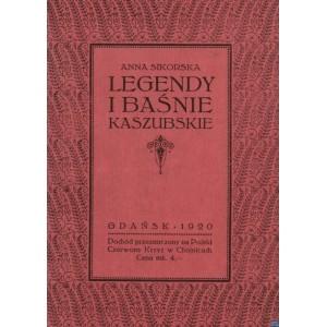 Legendy i baśnie kaszubskie Gdańsk 1920