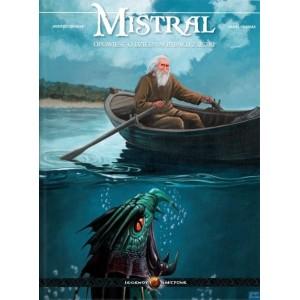 Komiks Mistral