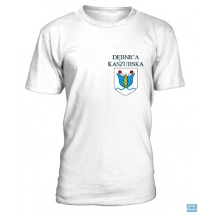 Dębnica Kaszubska - Koszulka z herbem