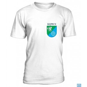 Kępice - Koszulka z herbem