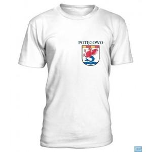Potęgowo - Koszulka z herbem