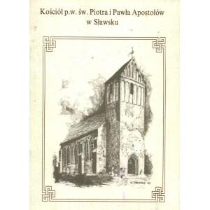 Kościół św. Piotra i Pawła Apostołów w Sławsku