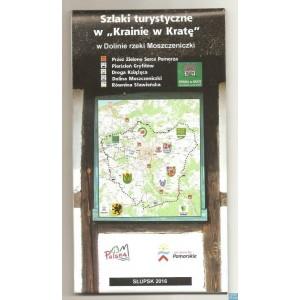 Kraina w Kratę Mapa turystyczna